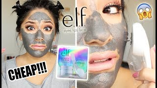 FINALLY a cheap magnetic mask!!! I've been seeing magnetic masks all over instagram and really wanted to give them a try but at $75 I was like...noope lol. So when ELF cosmetics came out with this cheap $24 one I knew it was my time to find out Do magnetic masks work?! haha What did you guys think of this magnetic mask? It's apart of e.l.f. 's new beauty shield collection which I wanna try more of soon! I thought the magnet was insaaane, I wasn't sure how it was going to work especially being cheaper. Hope you guys like this review , first impression and demo of the elf recharging magnetic mask!!e.l.f. Beauty Shield™ Magnetic Mask Kit : http://go.magik.ly/ml/5k01/WANNA GET TO KNOW ME EVEN BETTA?? *Instagram: theresahuaroto*Snapchat: theresamariaxox*Twitter: https://twitter.com/#!/theresahuaroto*Facebook: http://www.facebook.com/theresahuaroto*Blog: http://theresahuarotoxo.blogspot.com/*Tumblr: http://theresahuaroto.tumblr.com/*Pinterest: theresahuaroto__________________________________If you have an ideas for new videos or tags, questions etc please message me and let me know!! I love hearing from you guys and you mean the world to meee!!!Subscribe if you haven't and I will looooove you, pinky promise!!!**Any business inquires you can email me at thr4492@live.com, any other inquires hit me up on the links above!__________________________________FTC Disclaimer: The video is not sponsored and as always all opinions are my own!