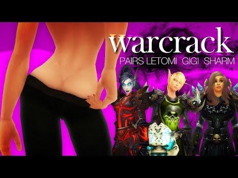 Sharm, Gigi, Letomi, Wopairs ~ Warcrack