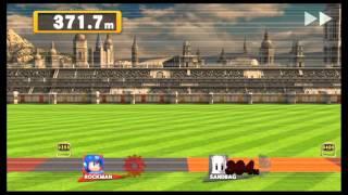 SSBWiiU HRC Mega Man 3295.0m / 10810.4ft