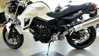 4. BMW F 800 R 87 Hp 2012