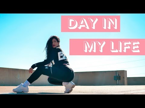 Day In The Life: What I Eat, 25min Full Body Workout & How To Deal With Anxiety