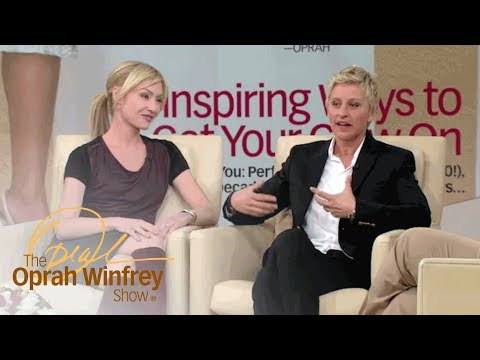 "The Moment Portia de Rossi Knew Ellen DeGeneres Was ""The One"" | The Oprah Winfrey Show | OWN"