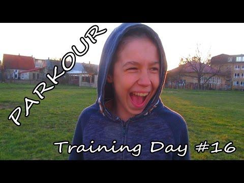 Parkour - Training Day #16 - Nechtiac som usporiadal JAM - Flying Emotions