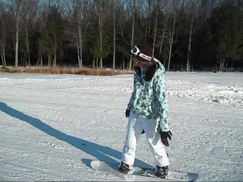 Amateur Snowboarding, Tricks and Bloopers