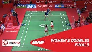 Download Video F | WD | KIM/KONG (KOR) vs MATSUTOMO/TAKAHASHI (JPN) [2] | BWF 2019 MP3 3GP MP4