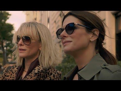 'Ocean's 8' Official Trailer 2 (2018) | Sandra Bullock, Cate Blanchett