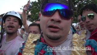 Hatillo Puerto Rico  City new picture : Festival de las Mascaras con Jowell (Hatillo,PR)