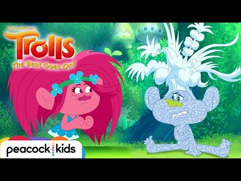 ASK POPPY: Bad Hair Day | TROLLS (NEW SHORTS)