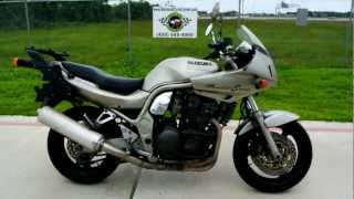 1. 2000 Suzuki Bandit 1200