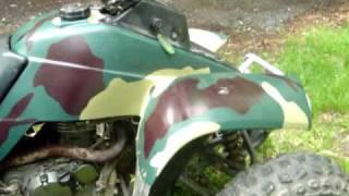 7. 2003 mojave kawasaki 250 cc for sell on ebay and bergen county camo