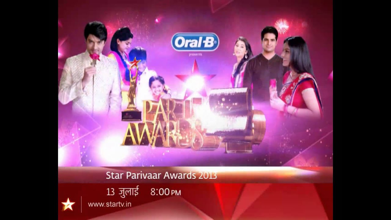 Watch Sooraj's daring act at the STAR Parivaar Awards 2013