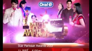 Watch Sooraj's daring act at the STAR Parivaar Awards 2013