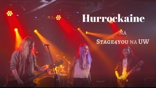 Video Hurrockaine - Dicegame (Live Warsaw)