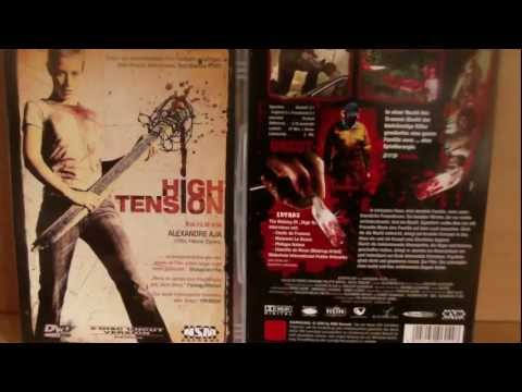 HIGH TENSION - HORROR/SPLATTER  [unrated]