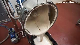 Видео: Куттер (вакуумный, регулируемый, с механизированной мешалкой) ИПКС-032-80ВРМ(Н).
