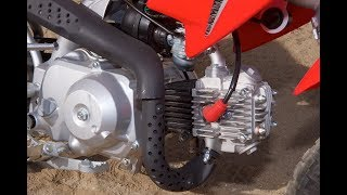 3. A Short Review of the 2018 Honda CRF50F Specifications