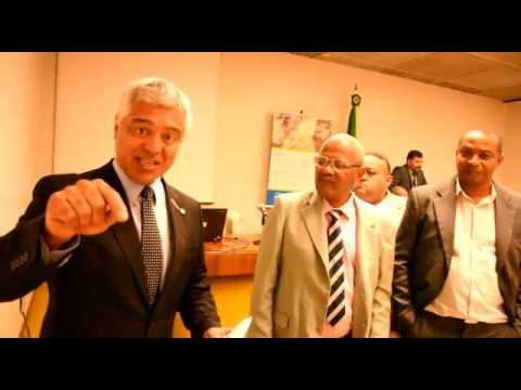 Dep. Federal Maj Olímpio fala aos policiais militares baianos