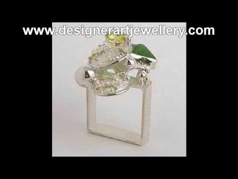 Peridot Ring, Peridot Jewelry, Sea Glass Jewelry