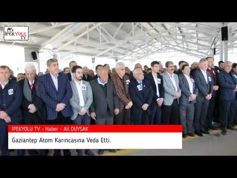 Muhtarlar federasyonu Genel Başkan Yrd. ve Savcılı mahalle muhtarı Ökkeş TİTİZ hayatını kaybetti.