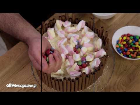 Παιδική τούρτα γενεθλίων
