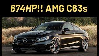 674 HP 2018 AMGC63s - One Take by The Smoking Tire