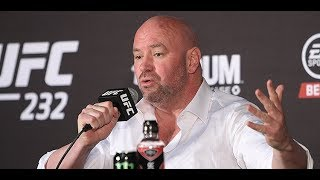 Dana White explains why everyone thought he tried to 'steal' Anthony Joshua by MMA Weekly