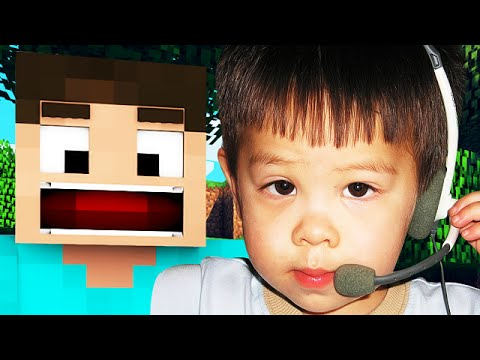 10 YEAR OLD THREATENS TO HACK ME IN MINECRAFT! – (Minecraft Trolling)