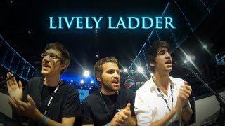 [HS#002] Lively Ladder au PGW 2012 - DOTA 2 FR
