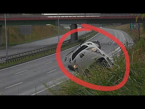 """Potrójne salto mortale w Peugeot na """"zakręcie mistrzów"""" DTŚ"""