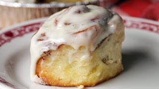 Homemade Cinnamon Rolls With TODAY Food by Tasty