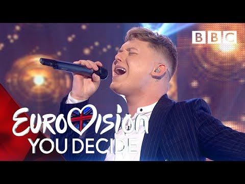 Назван участник «Евровидения-2019» от Великобритании, это Майкл Райс с песней Bigger Than Us (видео)