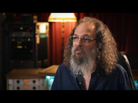 Mix buss & drum processing with Andrew Scheps