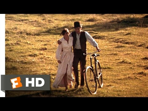 Butch Cassidy And The Sundance Kid (1969) - Butch's BikeScene (2/5) | Movieclips
