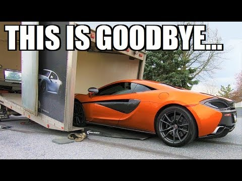 Making the McLaren EVEN FASTER!!!