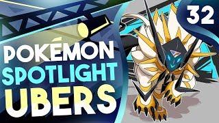 POKEMON SPOTLIGHT: NECROZMA DUSK MANE #32 Pokemon Ultra Sun & Moon! Ubers Live w/PokeaimMD by PokeaimMD
