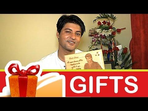 Anas Rashid's gift segment Part 1