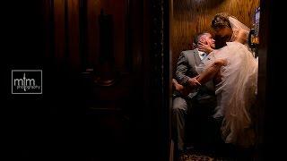 Winnipeg Wedding Photographer | Kathy & AJ Newlyweds | Exchange District