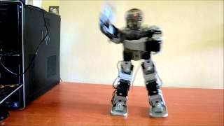 Download Lagu Gangnam Style - Robot Bioloid Premium Umanoid - Robot Dance Mp3