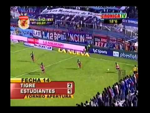 Tigre vence a Estudiantes en el estadio José Dellagiovanna