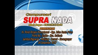 Live Streaming *SUPRA  NADA* Dian Pictures//BAP SOUND//Live in Jambon - Menjing - Jenawi