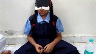 Blindfold Exercise - Card Reading