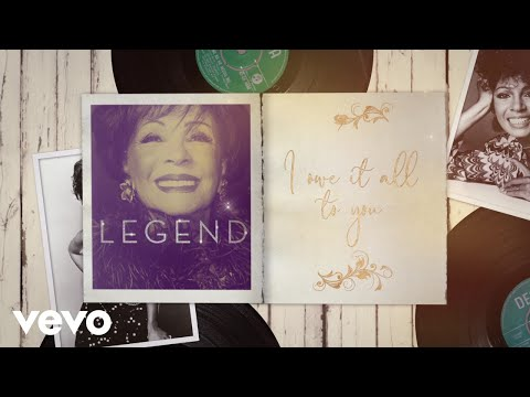 Shirley Bassey - I Owe It All To You (Lyric Video)
