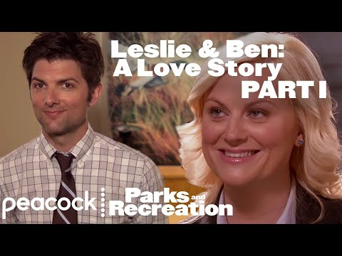 Leslie and Ben, a love story (Part 1) - Parks and Recreation