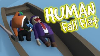 Video Diese FLUTWELLE wird jede SEKUNDE höher! | Human Fall Flat MP3, 3GP, MP4, WEBM, AVI, FLV September 2019