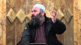 209. Pas Namazit të Sabahut - Madhërimi i shejtërive të muslimanëve - Hadithi 237
