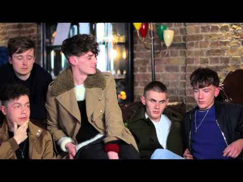 Coastal Cities, Charlie Rowe and Alex Lawther: Meet the Teen Tatler Boys