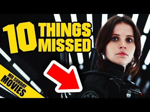 10 Easter Eggs and References in the Rogue One A Star Wars Story Teaser