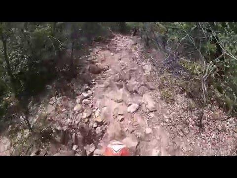 Trilha no Pq. Estadual Serra dos Montes Altos By KTM 300 EXC