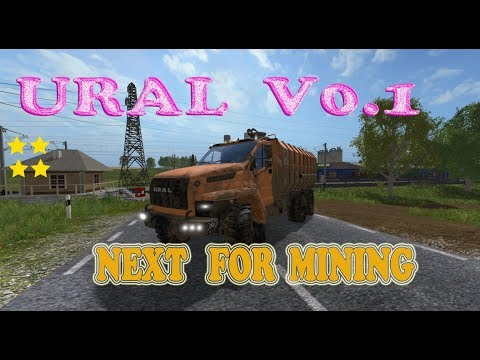 Ural Next for Mining v0.1