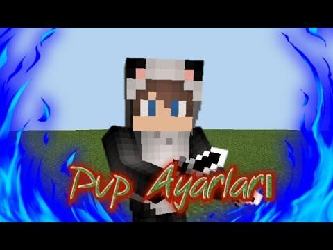 İdeal Pvp Ayarları Minecraft {Pe}